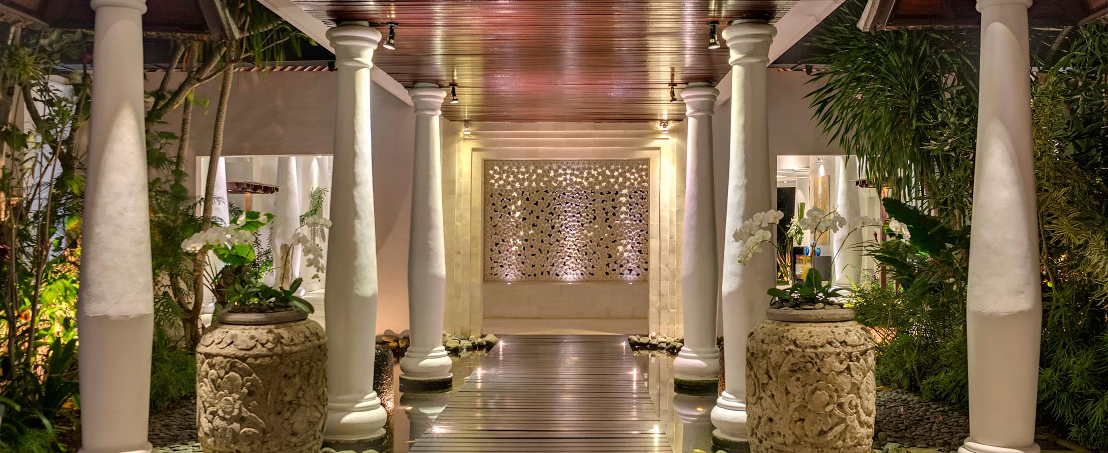 Inside the Estate